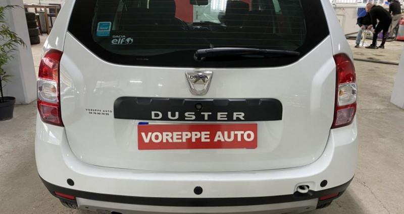 Dacia Duster 1.5 DCI 110CH PRESTIGE 4X2 EURO6 Blanc occasion à VOREPPE - photo n°5