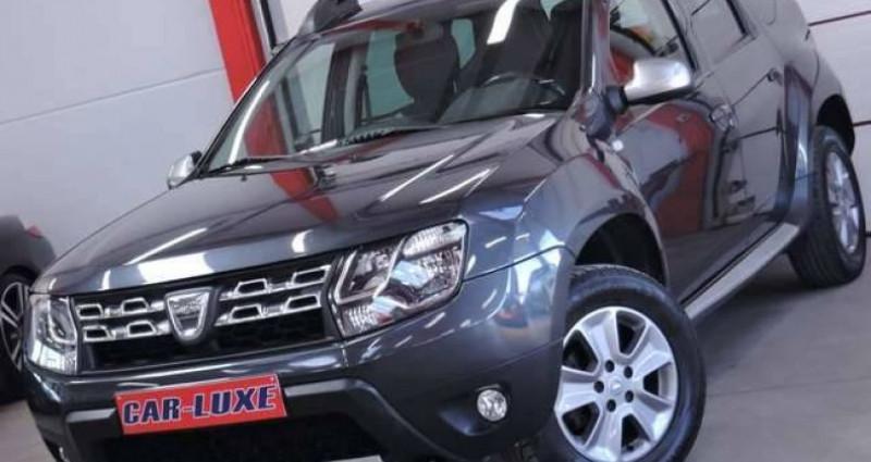 Dacia Duster 1.5DCI 11OCV ANNIVERSARY2 CLIMATRONIC GARANTIE 1AN Occasion  Gris occasion à Sombreffe