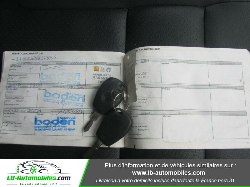 Dacia Duster 1.6 16v 105 4x4 / Prestige Blanc occasion à Beaupuy - photo n°7