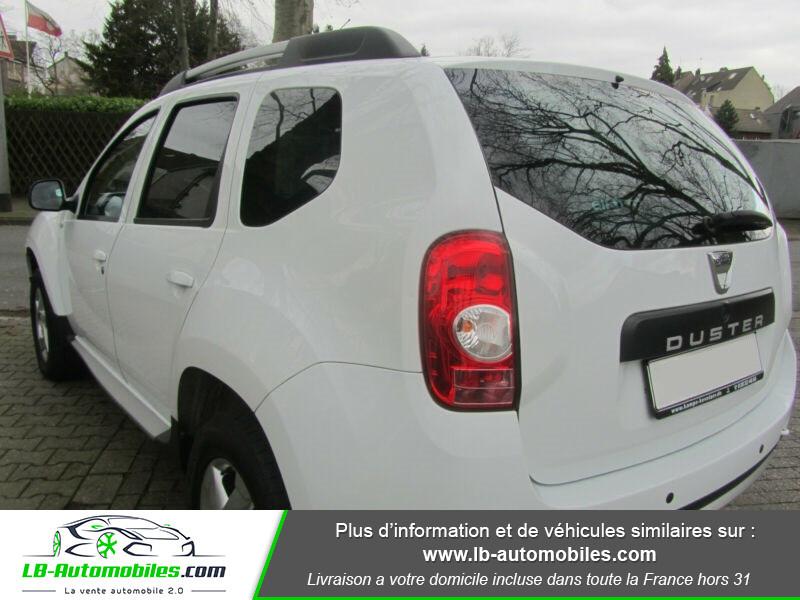 Dacia Duster 1.6 16v 105 4x4 / Prestige Blanc occasion à Beaupuy - photo n°15