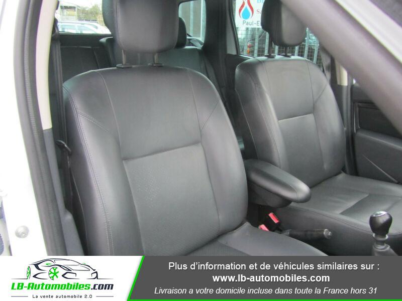 Dacia Duster 1.6 16v 105 4x4 / Prestige Blanc occasion à Beaupuy - photo n°5