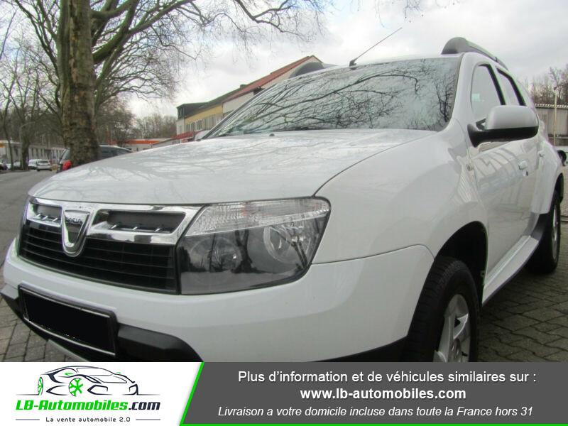 Dacia Duster 1.6 16v 105 4x4 / Prestige Blanc occasion à Beaupuy