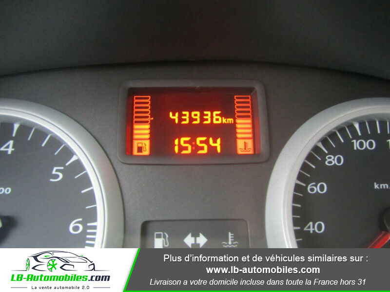 Dacia Duster 1.6 16v 105 4x4 / Prestige Blanc occasion à Beaupuy - photo n°8