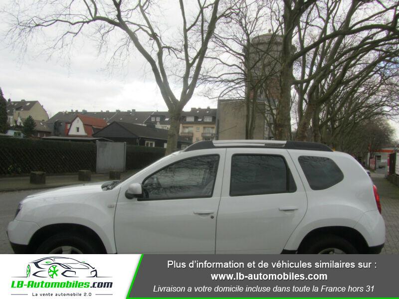 Dacia Duster 1.6 16v 105 4x4 / Prestige Blanc occasion à Beaupuy - photo n°14
