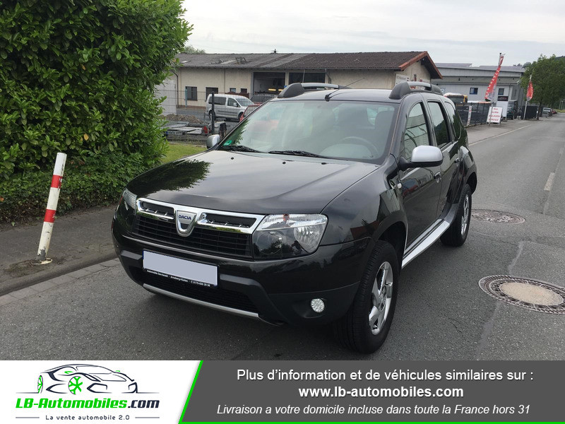 Dacia Duster 1.6 16v Noir occasion à Beaupuy