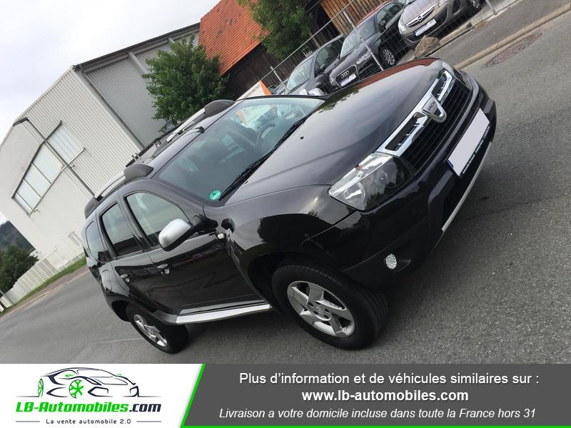 Dacia Duster 1.6 16v Noir occasion à Beaupuy - photo n°14