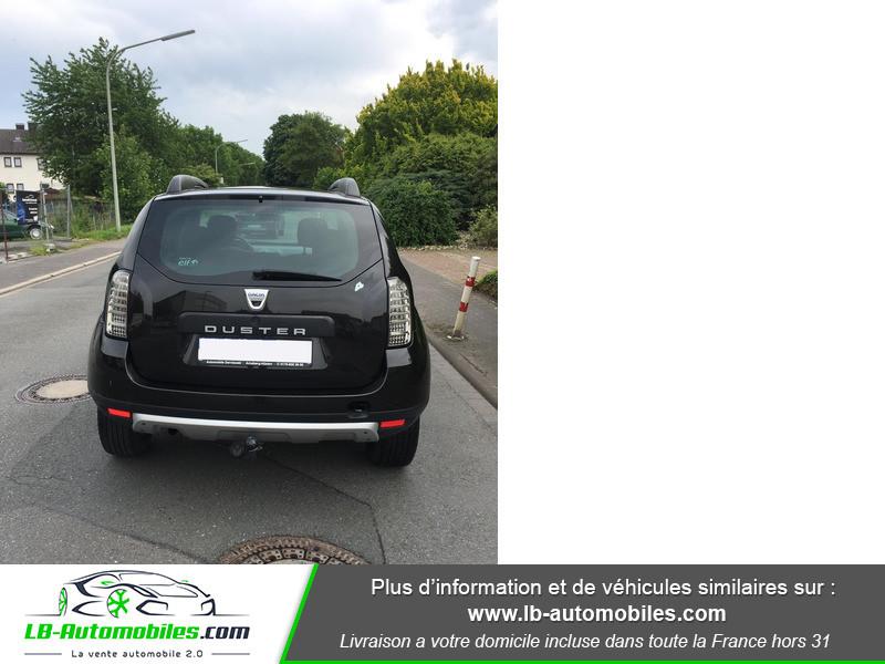 Dacia Duster 1.6 16v Noir occasion à Beaupuy - photo n°12