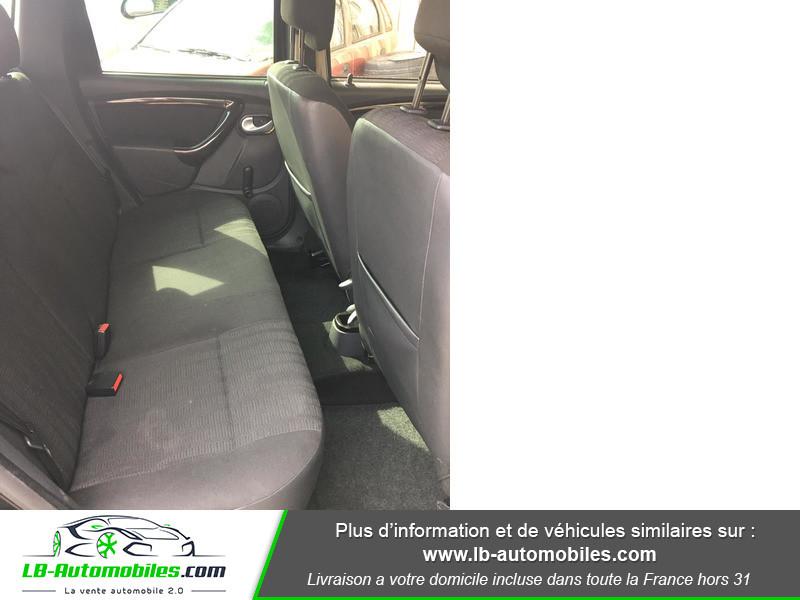 Dacia Duster 1.6 16v Noir occasion à Beaupuy - photo n°7