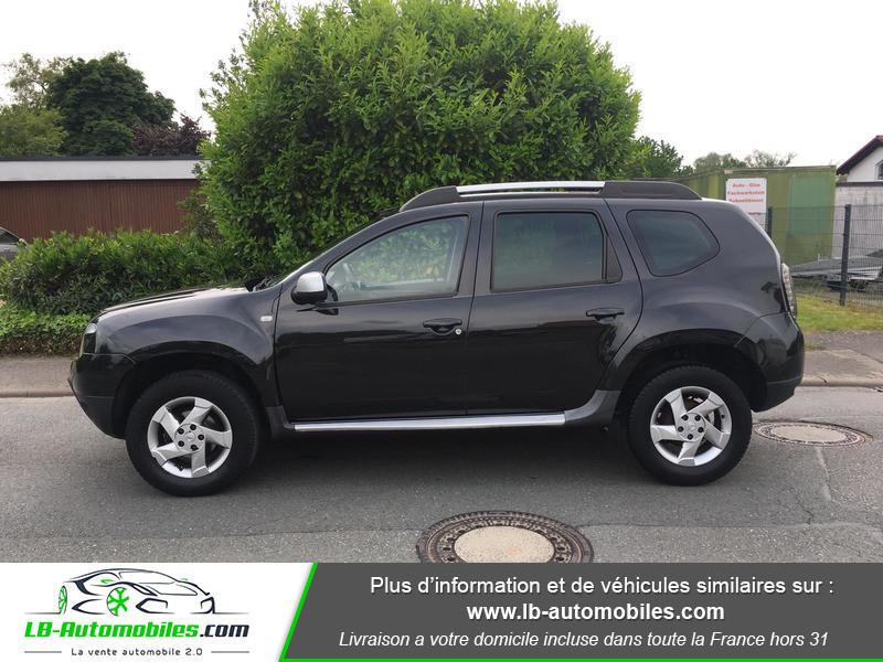 Dacia Duster 1.6 16v Noir occasion à Beaupuy - photo n°13
