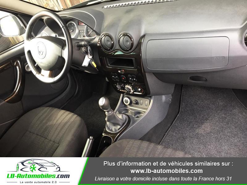 Dacia Duster 1.6 16v Noir occasion à Beaupuy - photo n°4