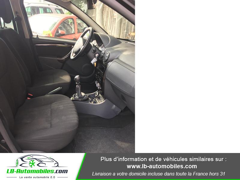 Dacia Duster 1.6 16v Noir occasion à Beaupuy - photo n°5