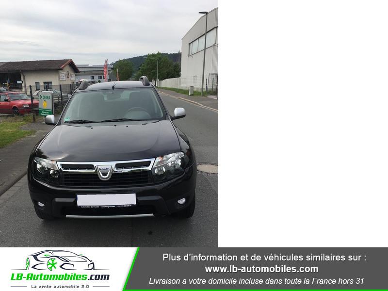 Dacia Duster 1.6 16v Noir occasion à Beaupuy - photo n°11