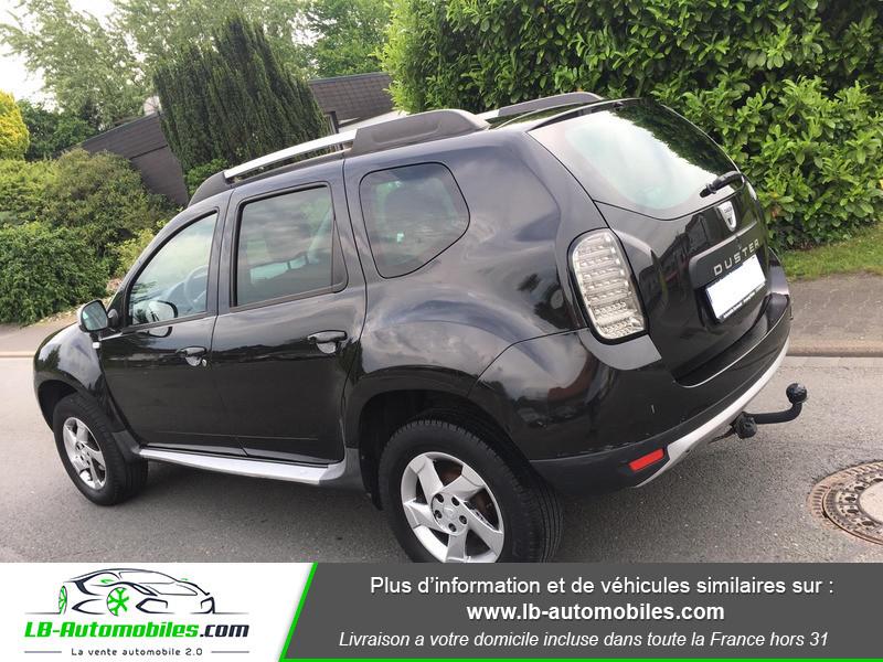 Dacia Duster 1.6 16v Noir occasion à Beaupuy - photo n°15