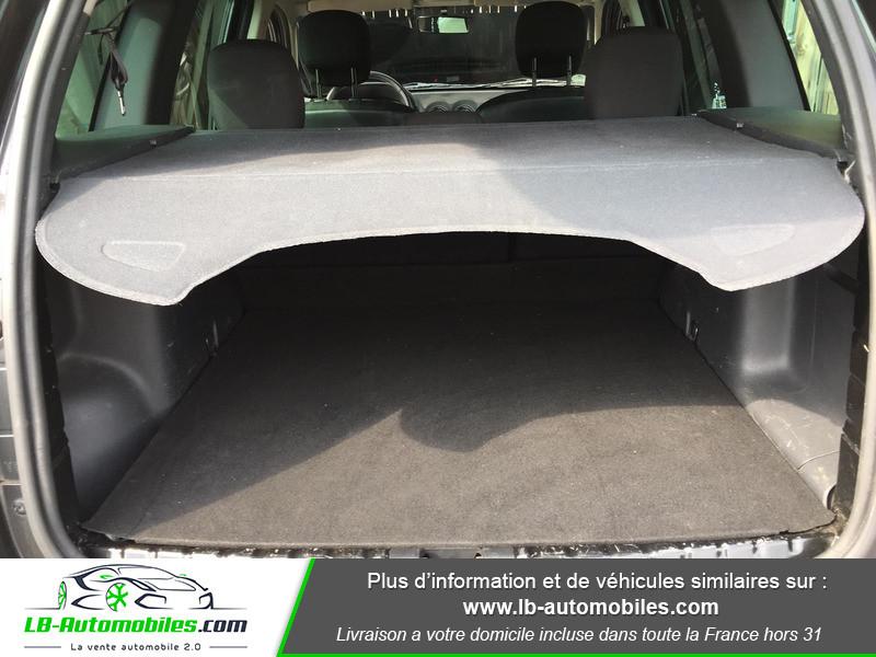 Dacia Duster 1.6 16v Noir occasion à Beaupuy - photo n°10