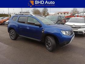 Dacia Duster Bleu, garage BHD AUTO à Biganos