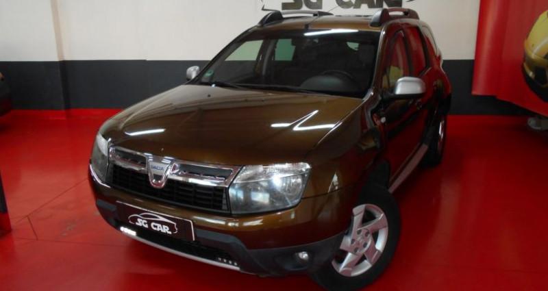 Dacia Duster 1l5 Dci 110 Cv 4x4 Prestige 4wd  occasion à COURNON D'AUVERGNE