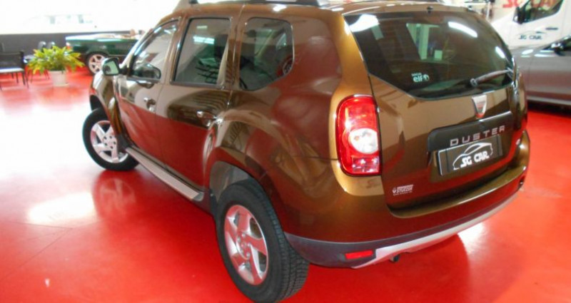 Dacia Duster 1l5 Dci 110 Cv 4x4 Prestige 4wd  occasion à COURNON D'AUVERGNE - photo n°3