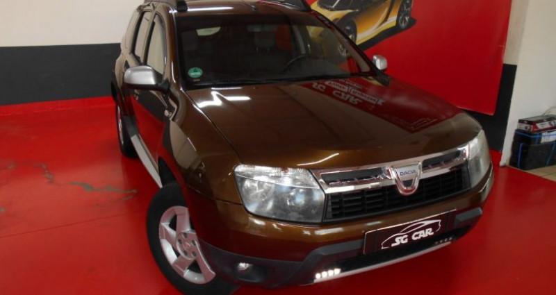 Dacia Duster 1l5 Dci 110 Cv 4x4 Prestige 4wd  occasion à COURNON D'AUVERGNE - photo n°2