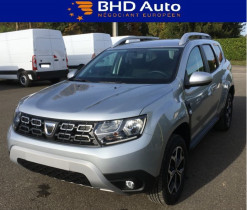 Dacia Duster Gris, garage BHD AUTO à Biganos