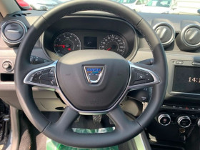 Dacia Duster 4X4 1.5 BLUEDCI 115 PRESTIGE CAMERA CLIM AUTO Gris occasion à Biganos - photo n°2