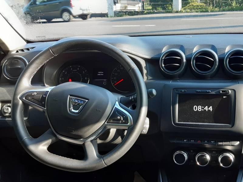 Dacia Duster Blue dCi 115 4x2 Prestige Orange occasion à Lannemezan - photo n°5
