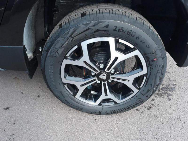 Dacia Duster Blue dCi 115 4x2 Prestige Noir occasion à COUTANCES - photo n°11