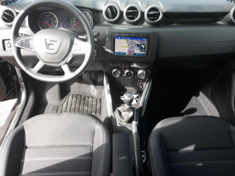 Dacia Duster Blue dCi 115 4x2 Prestige Noir occasion à COUTANCES - photo n°4