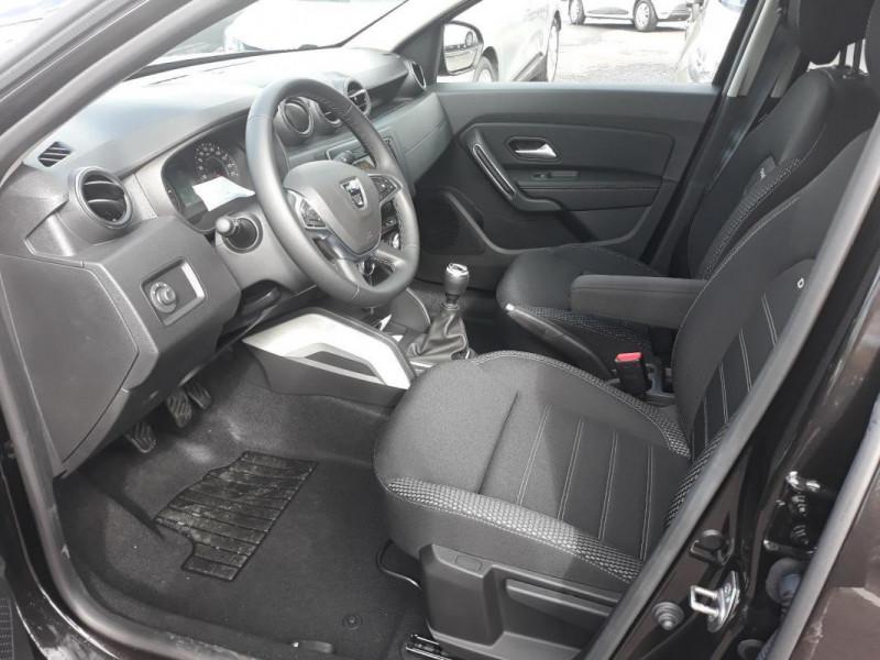 Dacia Duster Blue dCi 115 4x2 Prestige Noir occasion à COUTANCES - photo n°8