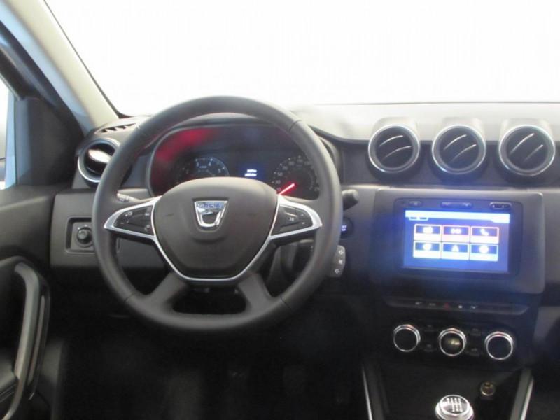 Dacia Duster Blue dCi 115 4x2 Prestige Gris occasion à VALFRAMBERT - photo n°9