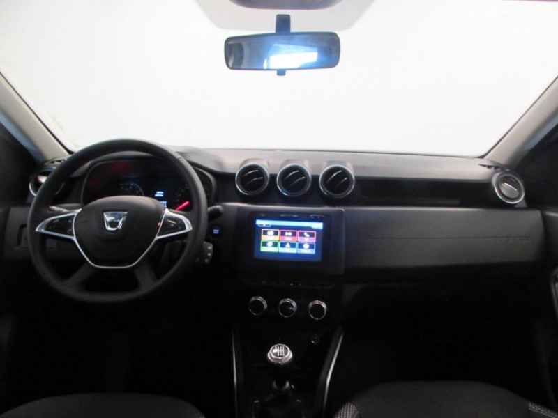 Dacia Duster Blue dCi 115 4x2 Prestige Gris occasion à VALFRAMBERT - photo n°6