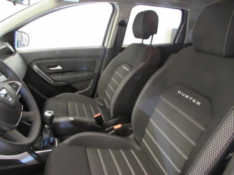 Dacia Duster Blue dCi 115 4x2 Prestige Gris occasion à VALFRAMBERT - photo n°13
