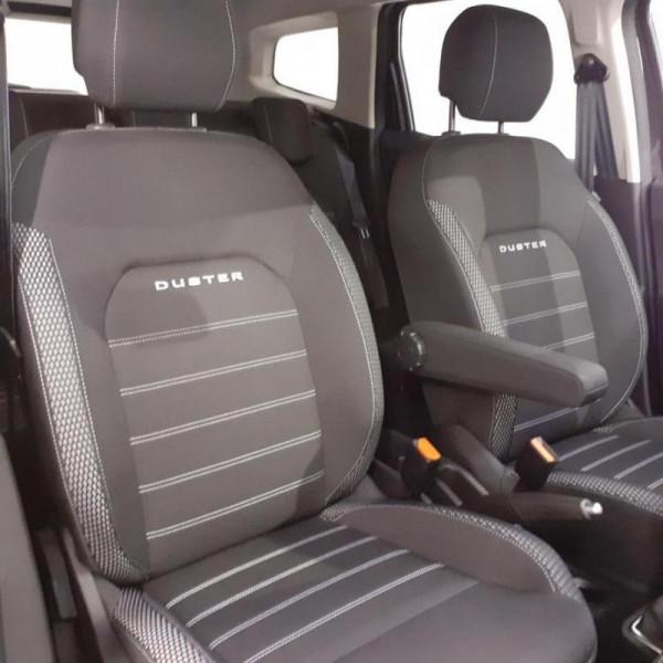 Dacia Duster Blue dCi 115 4x2 Prestige Noir occasion à SAINT-LO - photo n°10