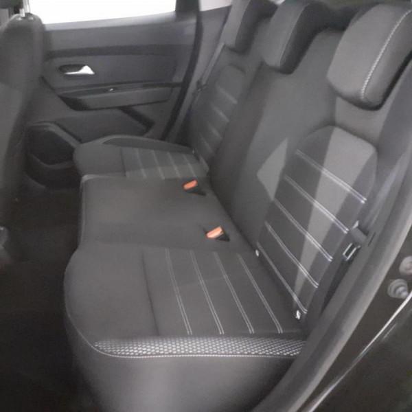 Dacia Duster Blue dCi 115 4x2 Prestige Noir occasion à SAINT-LO - photo n°11
