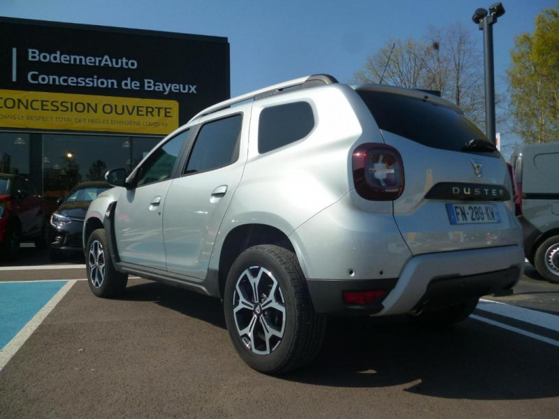 Dacia Duster Blue dCi 115 4x4 Prestige Gris occasion à BAYEUX - photo n°4