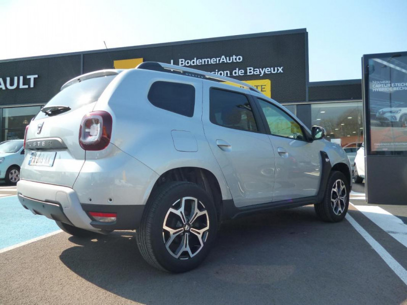 Dacia Duster Blue dCi 115 4x4 Prestige Gris occasion à BAYEUX - photo n°3