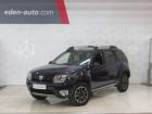 Dacia Duster dCi 110 4x2 Black Touch 2017 Bleu à BAYONNE 64