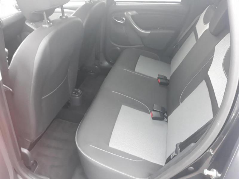 Dacia Duster dCi 110 4x2 Black Touch Gris occasion à COUTANCES - photo n°8