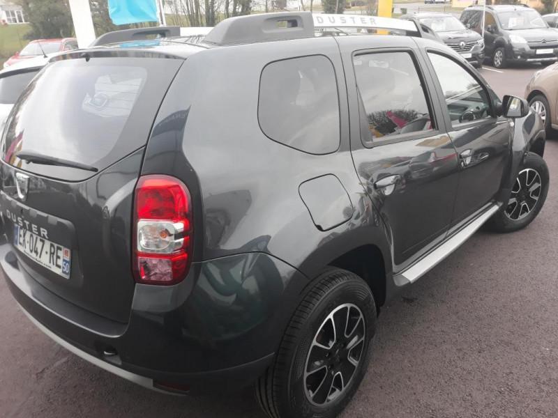 Dacia Duster dCi 110 4x2 Black Touch Gris occasion à COUTANCES - photo n°3