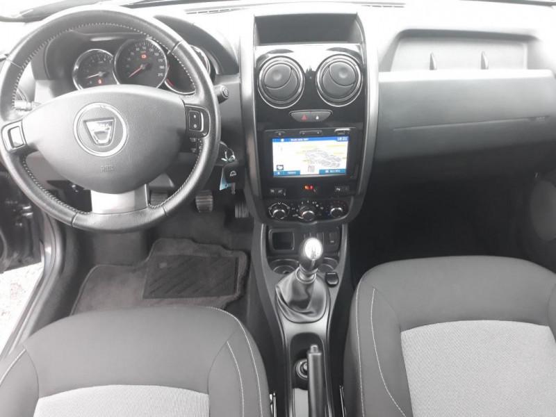 Dacia Duster dCi 110 4x2 Black Touch Gris occasion à COUTANCES - photo n°4