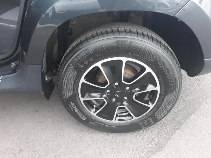 Dacia Duster dCi 110 4x2 Black Touch Gris occasion à COUTANCES - photo n°10