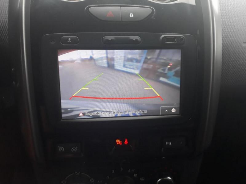 Dacia Duster dCi 110 4x2 Black Touch Gris occasion à COUTANCES - photo n°6