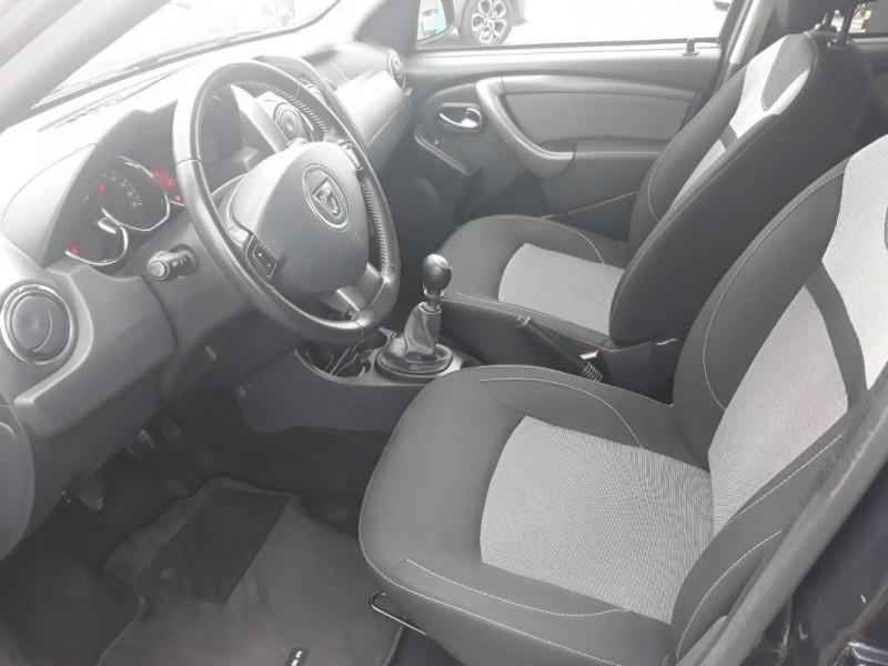 Dacia Duster dCi 110 4x2 Black Touch Gris occasion à COUTANCES - photo n°7