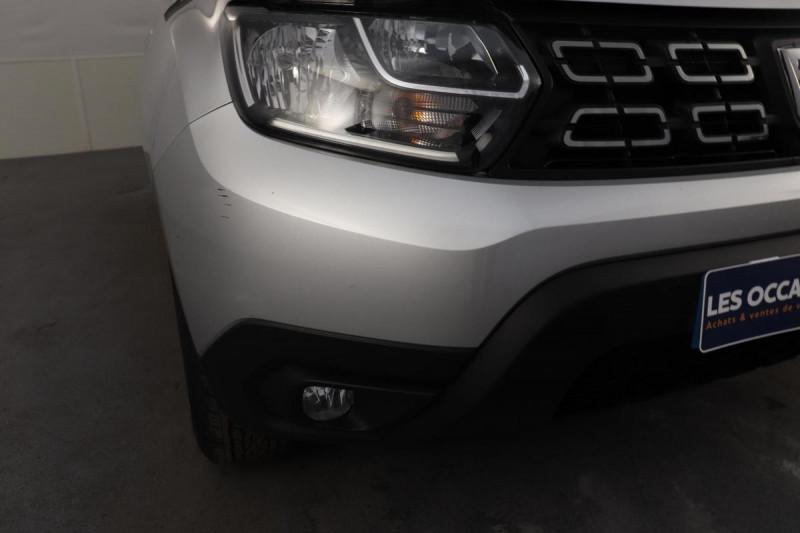 Dacia Duster dCi 110 4x2 Confort Gris occasion à Aubagne - photo n°8
