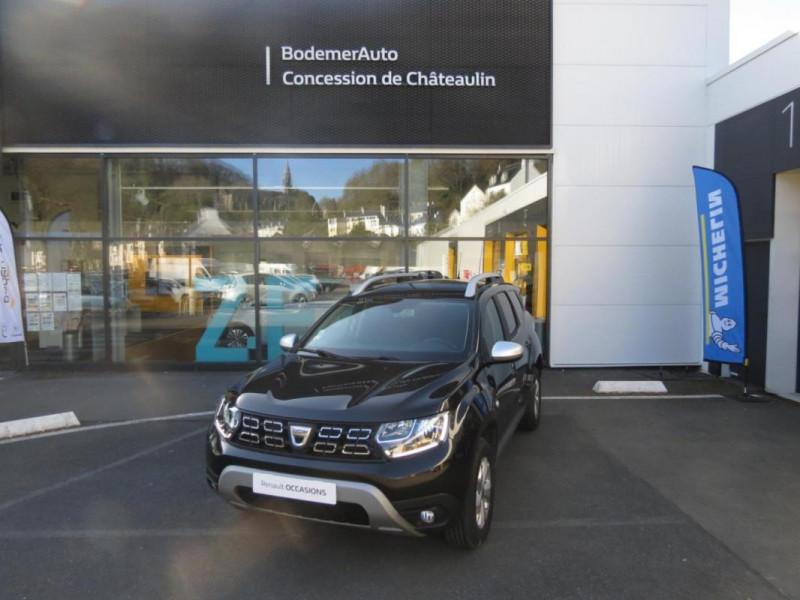 Dacia Duster dCi 110 4x2 Confort Noir occasion à CHATEAULIN