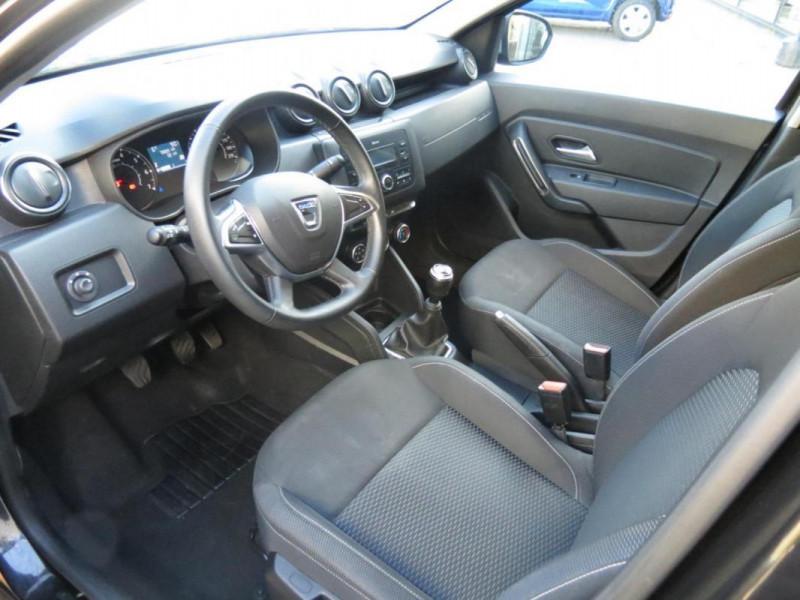 Dacia Duster dCi 110 4x2 Confort Noir occasion à CHATEAULIN - photo n°7