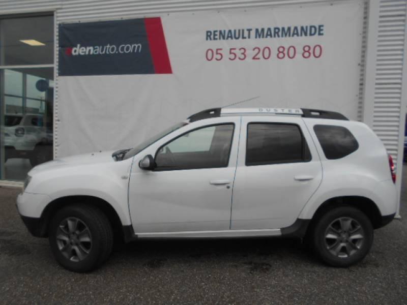 Dacia Duster dCi 110 4x2 Prestige Edition 2016 Blanc occasion à Sainte-Bazeille