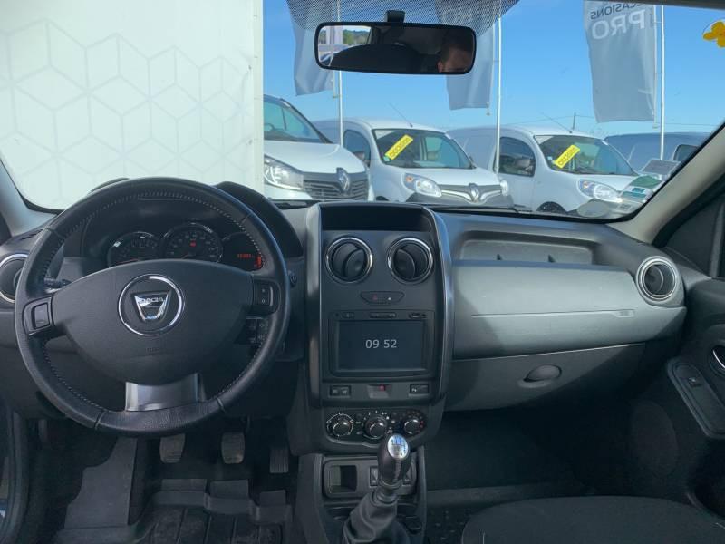 Dacia Duster dCi 110 4x2 Prestige Edition 2016 Gris occasion à Langon - photo n°8