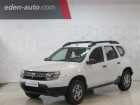 Dacia Duster dCi 110 4x2 Silver Line 2017 Blanc à BAYONNE 64
