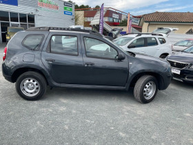 Dacia Duster dCi 110 4x2 Silver Line REGUL CLIM  occasion à Biganos - photo n°2