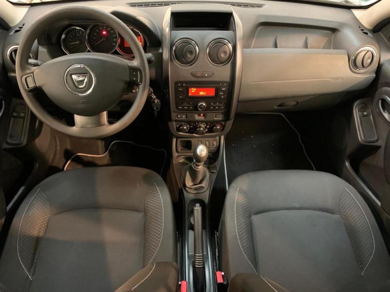 Dacia Duster dCi 110 4x2 Silver Line Blanc occasion à CONCARNEAU - photo n°9